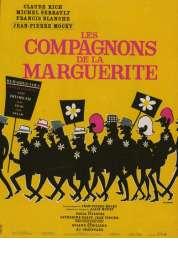 Affiche du film Les Compagnons de la Marguerite