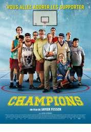 L'affiche du film Champions