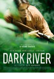 L'affiche du film Dark River