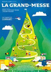 L'affiche du film La Grand-messe