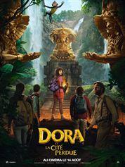 L'affiche du film Dora et la Cité perdue