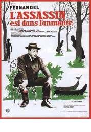 Affiche du film L'assassin est dans l'annuaire