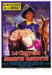 Affiche du film Le Chateau des Amants Maudits