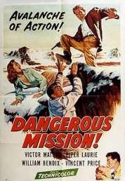 Affiche du film Mission périlleuse