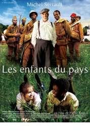 Affiche du film Les Enfants du pays