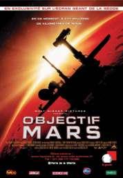 Affiche du film Objectif Mars
