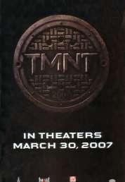Affiche du film TMNT Les Tortues Ninja