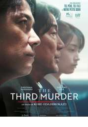 L'affiche du film The Third Murder
