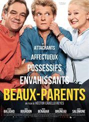 L'affiche du film Beaux-parents