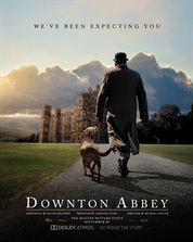 L'affiche du film Downton Abbey