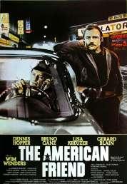 L'affiche du film L'ami américain