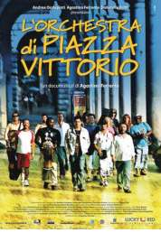 Affiche du film l'Orchestra