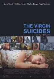 L'affiche du film Virgin suicides