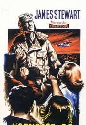 Affiche du film L'odyssée de Charles Lindbergh