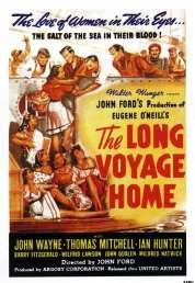 Affiche du film Le Long Voyage