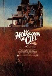 Affiche du film Les moissons du ciel