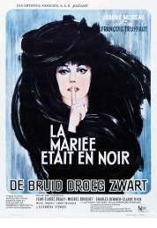 Affiche du film La mariée était en noir