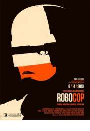 L'affiche du film Robocop
