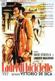 Affiche du film Le voleur de bicyclette