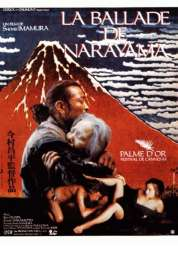Affiche du film La ballade de Narayama