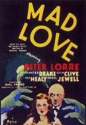Affiche du film Les Mains d'orlac