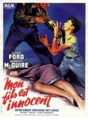 Affiche du film Mon Fils est Innocent