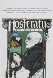 L'affiche du film Nosferatu, fantôme de la nuit