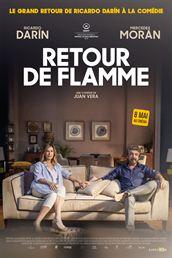 Affiche du film Retour de flamme