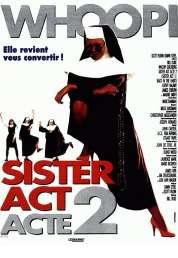 Affiche du film Sister act acte 2