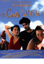 L'affiche du film Conte d'été
