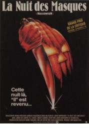 Affiche du film La nuit des masques