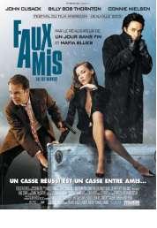 Affiche du film Faux amis
