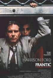 L'affiche du film Frantic