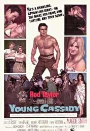 Affiche du film Le jeune Cassidy