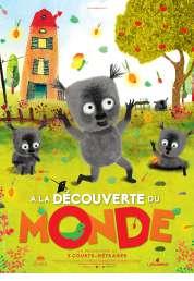L'affiche du film A la découverte du monde