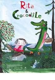 L'affiche du film Rita et Crocodile