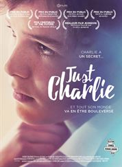 L'affiche du film Just Charlie