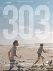 L'affiche du film 303