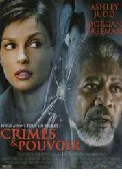 Affiche du film Crimes et pouvoir