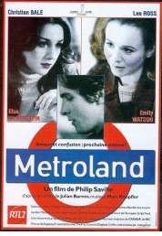 Affiche du film Metroland
