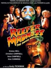 Affiche du film Reefer madness