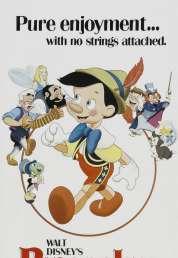 Affiche du film Pinocchio