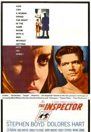 Affiche du film L'inspecteur
