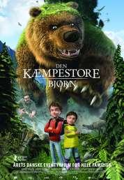 L'affiche du film L'Ours Montagne