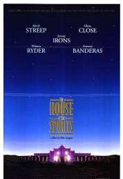 Affiche du film La maison aux esprits