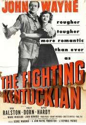 Affiche du film Le Bagarreur du Kentucky