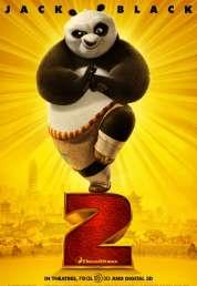 Affiche du film Kung Fu Panda 2