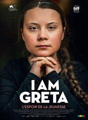 L'affiche du film I Am Greta