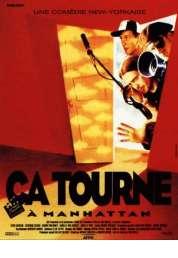 Affiche du film Ca tourne à Manhattan