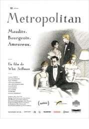 Affiche du film Metropolitan